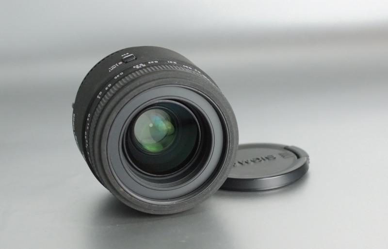 Sigma 50mm f/2.8 EX MACRO pro PENTAX SUPER STAV