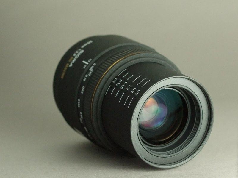 Sigma 50mm f/2.8 EX DG MACRO pro Sony