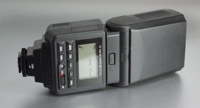 Sigma blesk EF-530 DG Super pro Canon