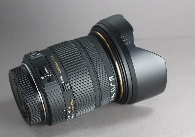 Sigma 17-50 F/2,8 EX DC OS HSM pro PENTAX