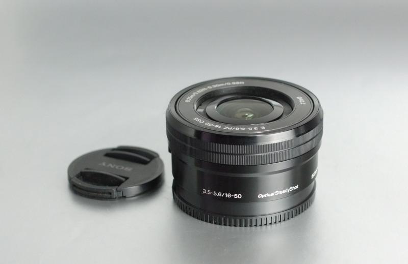 Sony 16-50mm f/3,5-5,6 OSS SEL záruka 10/2018