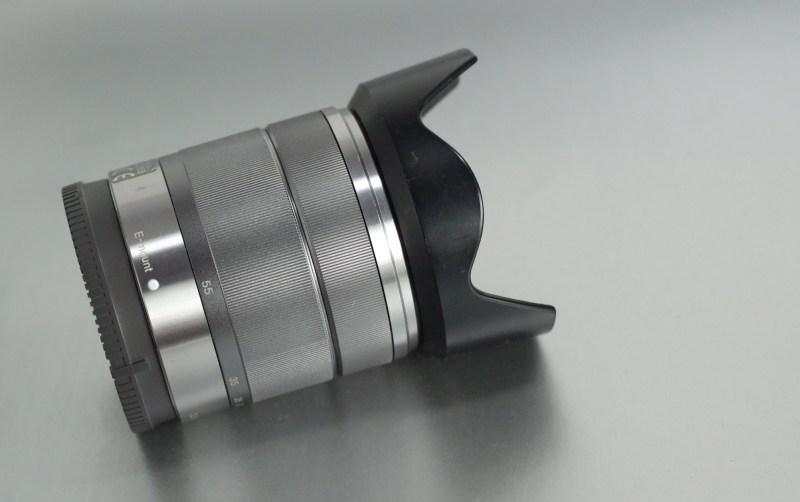 Sony SEL 18-55mm f/3,5-5,6