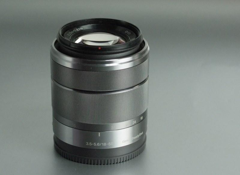 Sony SEL 18-55mm f/3,5-5,6 vadný