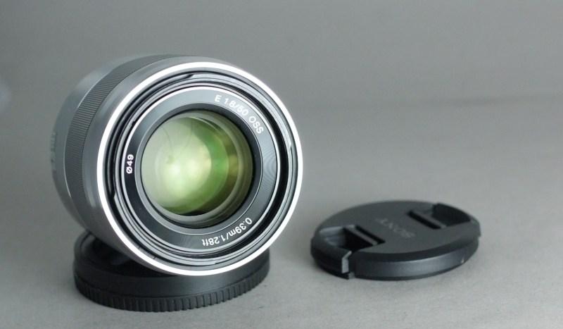 Sony 50mm f/1,8 SEL50F18 pro NEX