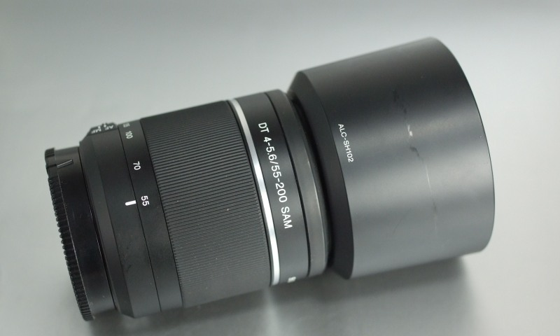 Sony DT 55-200mm f/4-5,6 SAM SUPER STAV