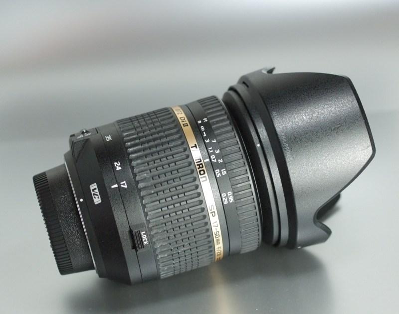 Tamron SP AF 17-50mm 2,8 VC pro NIKON