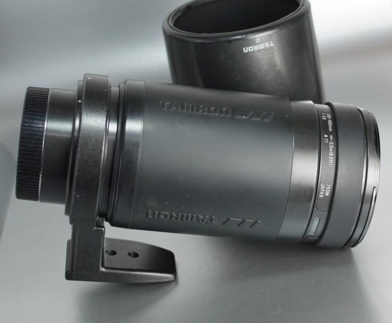 TAMRON AF 200-400mm F/5.6 pro SONY