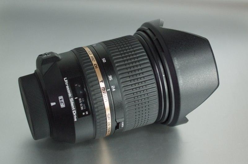 TAMRON 24-70 mm f/2,8 SP Di VC USD pro Nikon AKCE