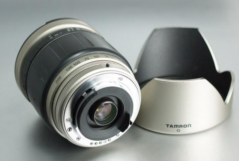 TAMRON AF 28-200mm LD Macro pro PENTAX