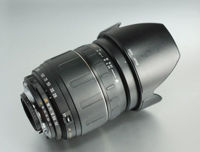 TAMRON AF 28-300mm LD Macro pro Nikon