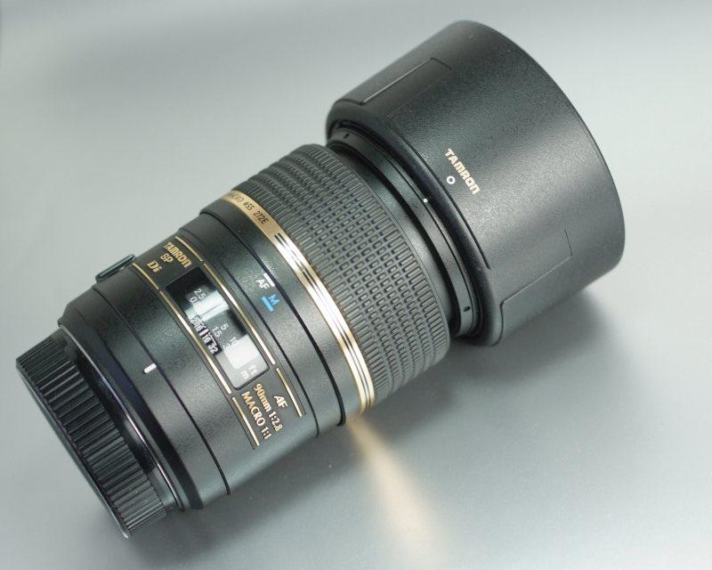TAMRON 90 mm f/2,8 SP Di Macro pro Nikon