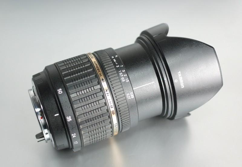 Tamron SP AF 17-50mm 2,8 pro PENTAX