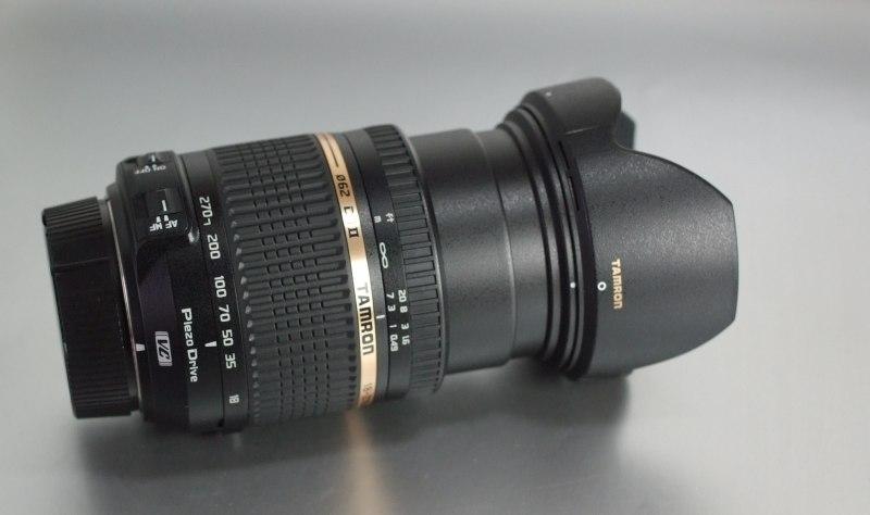 Tamron AF 18-270mm f/3,5-6,3 DiII VC PZD pro Nikon