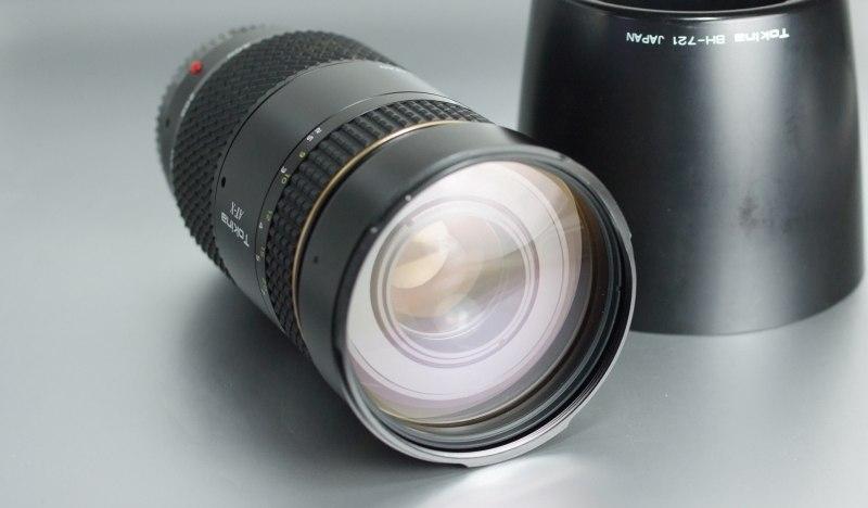Tokina AF 80-400mm f/4,5-5,6 pro SONY
