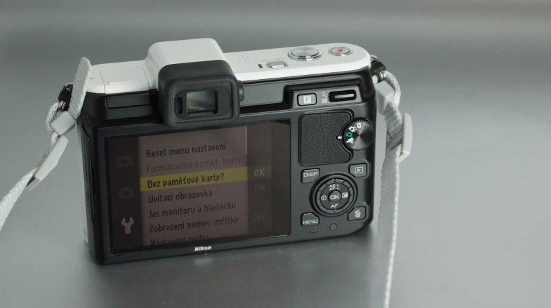 Nikon 1 V1 SUPER STAV