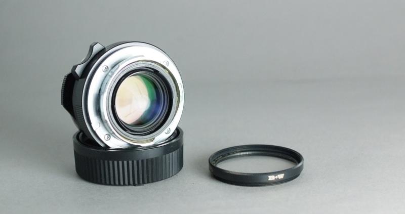 Voigtländer 35mm f/1,4 Nokton M.C. M-bajonet