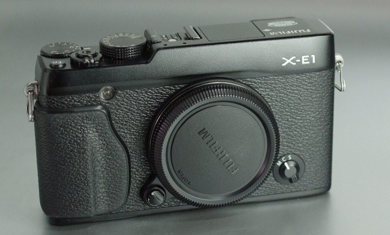 Fujifilm FinePix X-E1