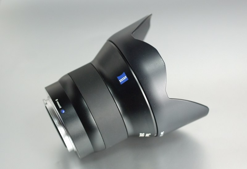 ZEISS Touit 12 mm f/2,8 Distagon T* pro Sony E