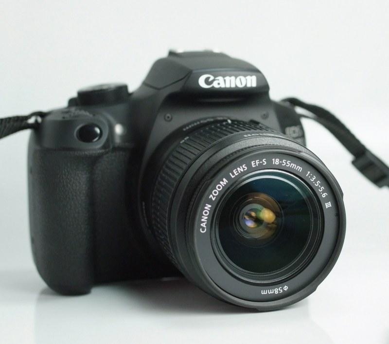 Canon EOS 1300D + 18-55mm  III  TOP STAV