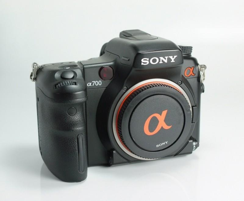Sony Alpha A700 SUPER STAV