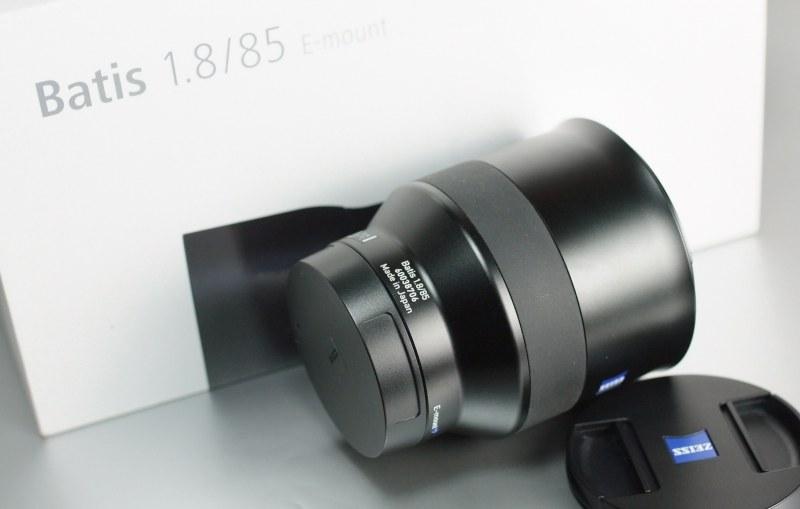 ZEISS Batis 85 mm f/1,8 Sonnar T* pro Sony E