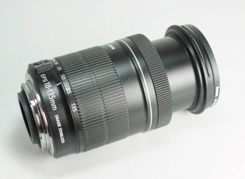 Canon EF-S 18-135mm f/3,5-5,6 IS SUPER STAV