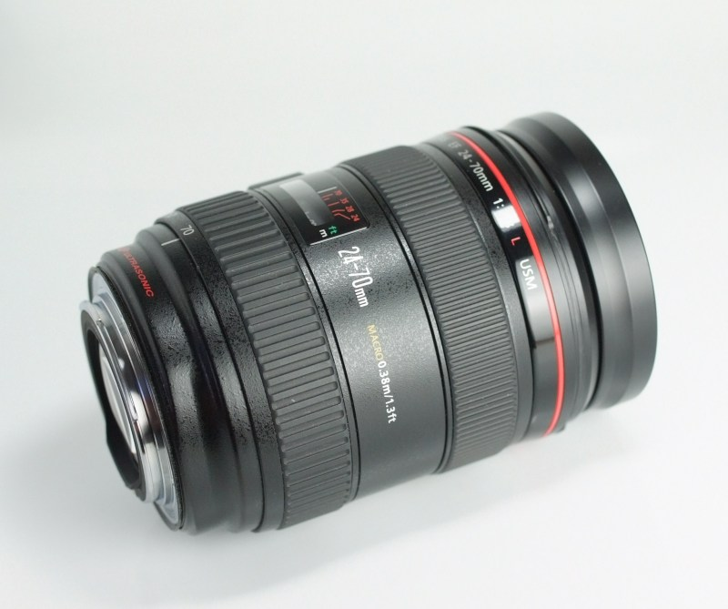 Canon EF 24-70 mm f/2.8 L USM SUPER STAV