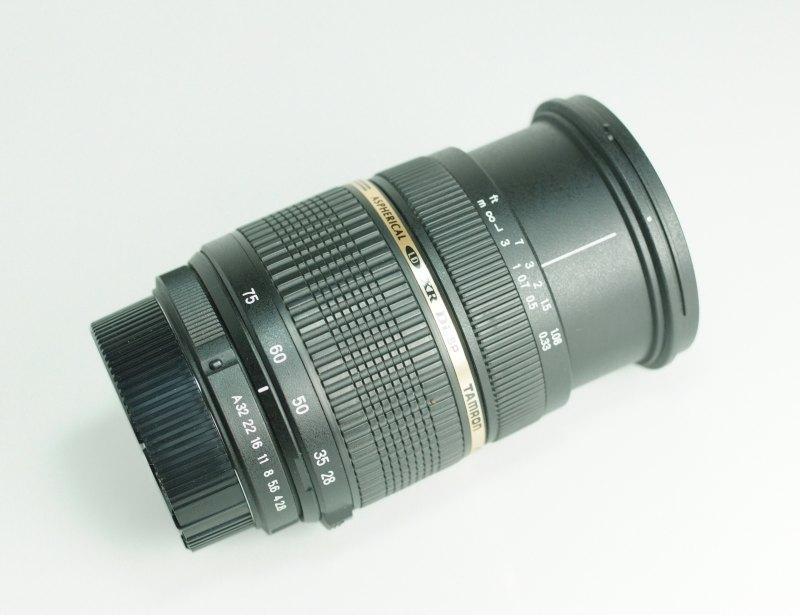 Tamron AF SP 28-75mm f/2,8 XR Di LD (IF) Asp. Macro pro PENTAX