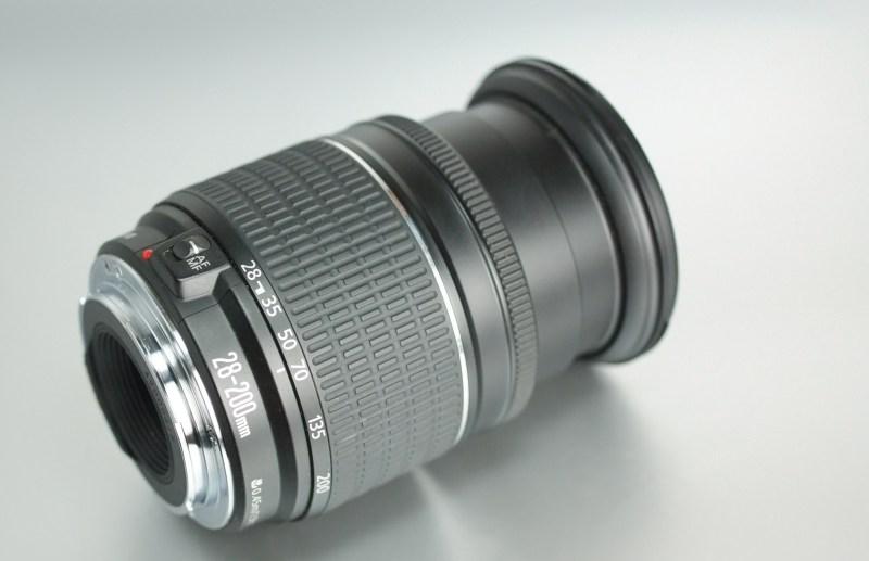 Canon EF 28-200 mm f/3,5-5,6 SUPER STAV