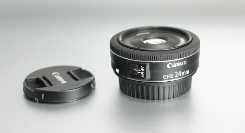 Canon EF 40mm f/2,8 STM SUPER STAV