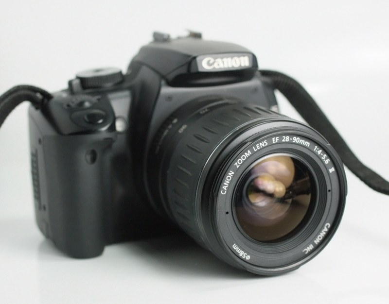 Canon EOS 400D + Canon 28-90mm SUPER  STAV