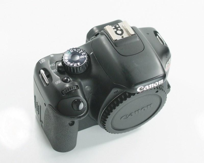 Canon EOS 550D  Rebel