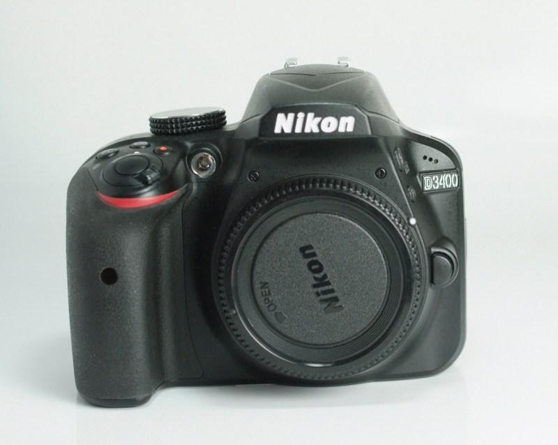 NIKON D3400 SUPER STAV