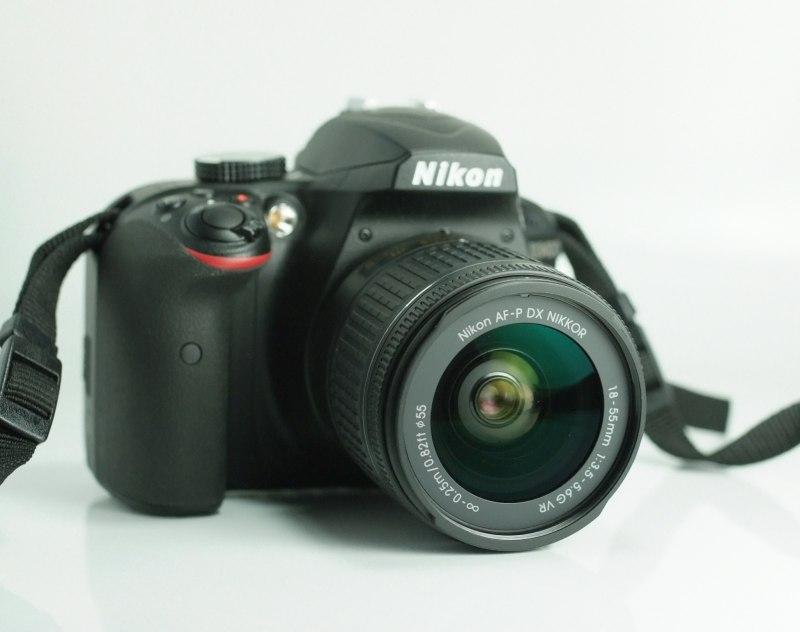 NIKON D3400 + 18-55 mm AF-P VR  TOP STAV