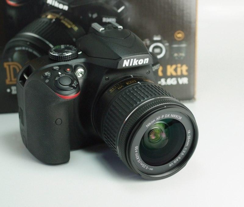 NIKON D3400 + 18-55 mm AF-P VR záruka 4/2019