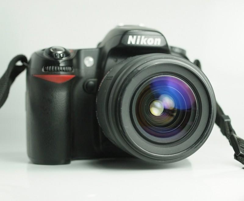 NIKON D80 + Tamron  28-80mm  AF