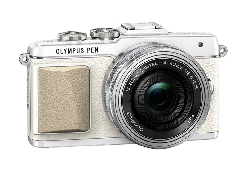 Olympus PEN E-PL7 + 14-42mm EZ záruka 7/2020 AKCE