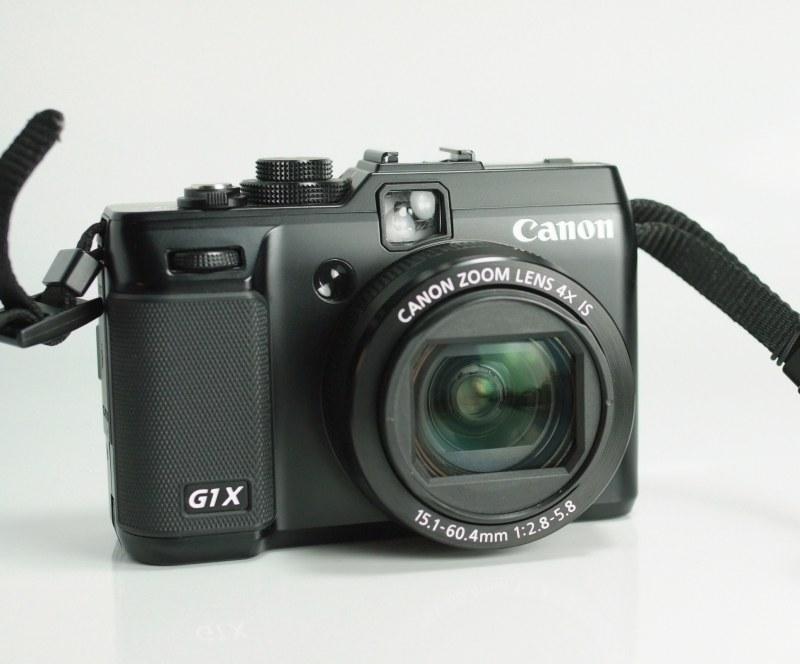 CANON PowerShot G1 X  TOP STAV