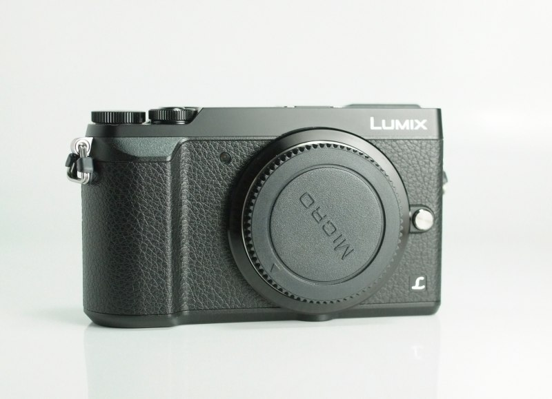 PANASONIC Lumix DMC-GX80  TOP STAV