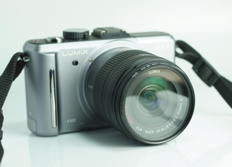 Panasonic Lumix DMC-GF1 + 14-45mm
