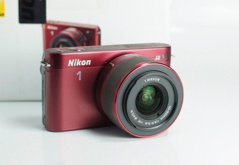 Nikon 1 J2 + 10-30mm TOP STAV