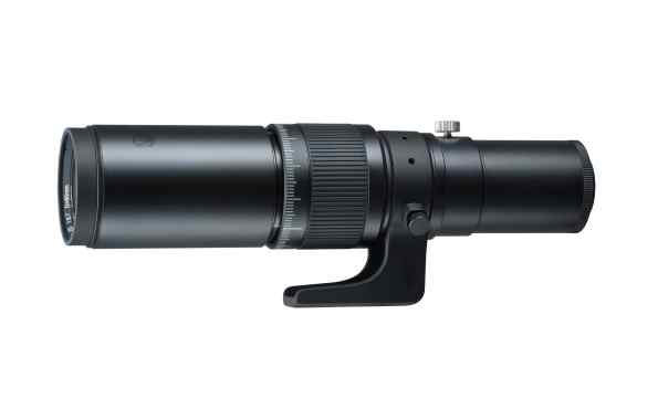 KENKO 400 mm f/6,7 ED Miltol pro Nikon