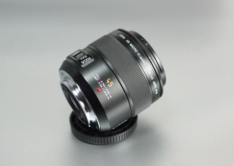 PANASONIC 45 mm f/2,8 ASPH LEICA DG MEGA O.I.S