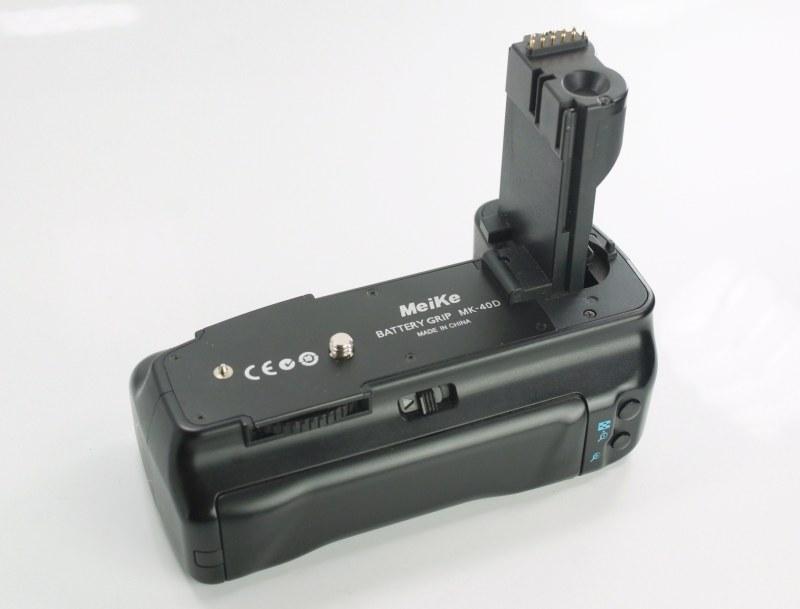 MEIKE MK-40D bateriový grip pro Canon 40D