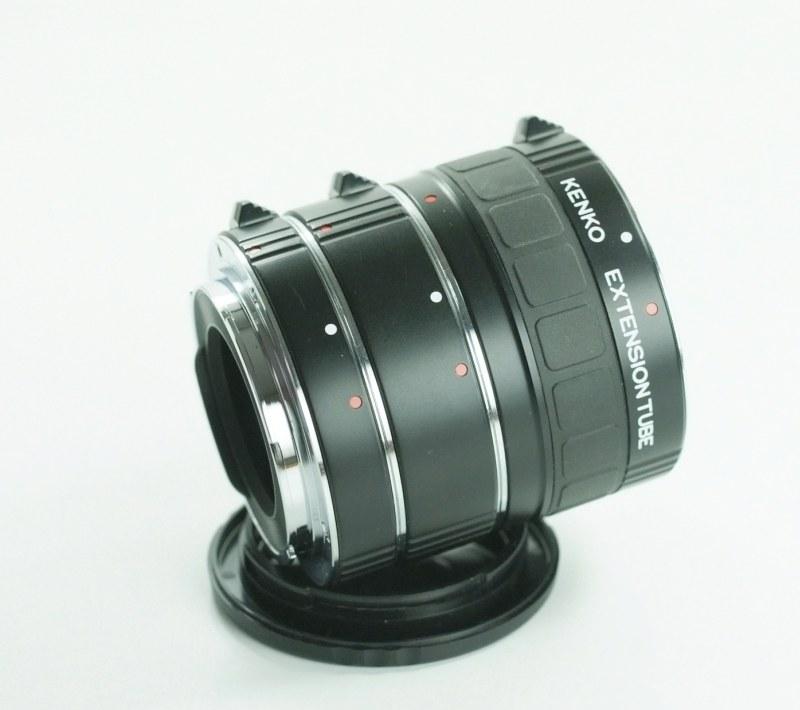 KENKO Mezikroužky set 12/20/36 mm pro Canon