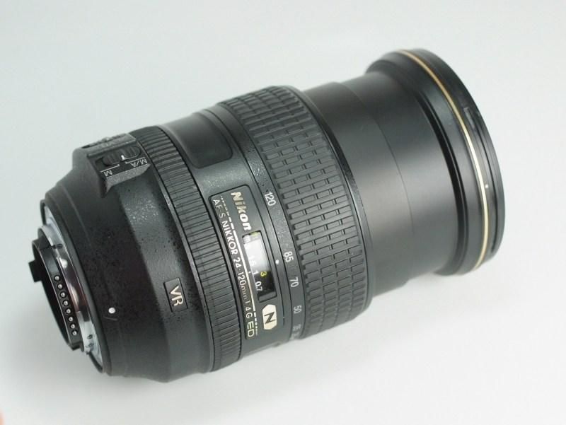 NIKON 24-120 mm f/4 G ED VR AF-S