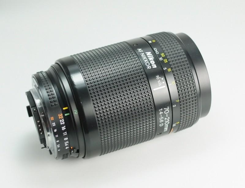 Nikon Nikkor AF 70-210mm D TOP STAV