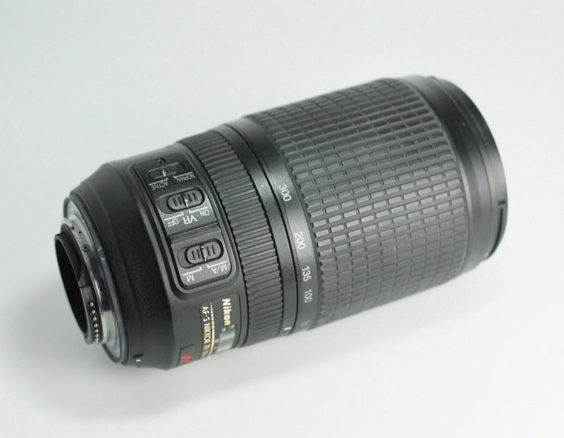 NIKON 70-300 mm f/4,5-5,6 G AF-S VR IF-ED