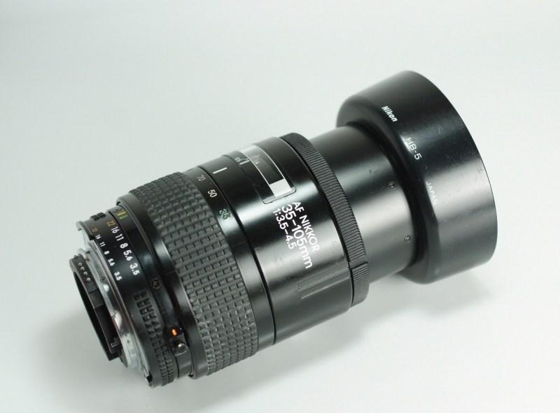 Nikon AF 35-105mm F3.5-4.5