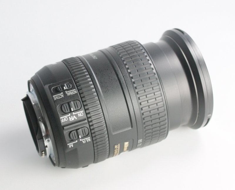NIKON 16-85 mm f/3,5-5,6 G AF-S DX ED VR TOP